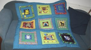 creative projects quilt design