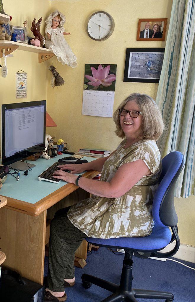 Suzi Bamblett published author